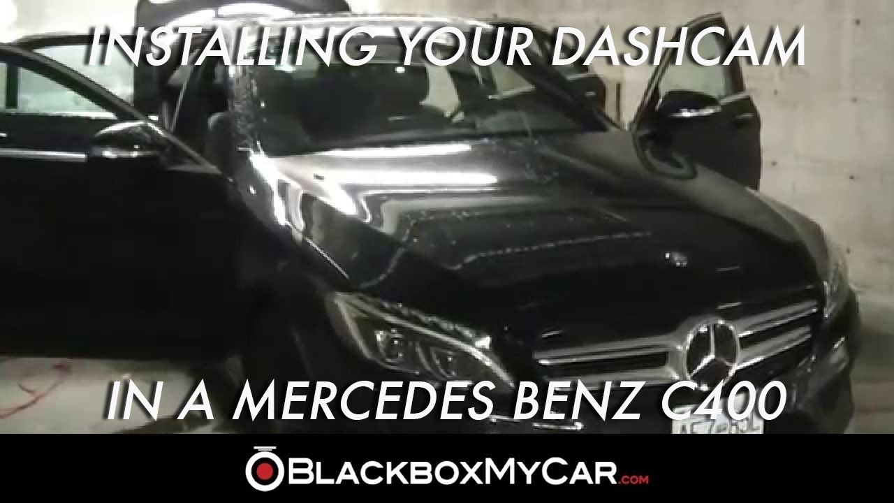 How To Install Dashcam On 2015 Mercedes Benz C400 Quick Guide Mercedesbenz Genuine Engine Wiring Harness 2711502933