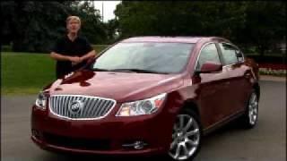 Drive - Buick LaCrosse CXS
