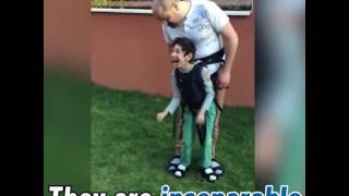 Когда сын мечтает играть в футбол, настоящий папа сделает все возможное, чтобы е