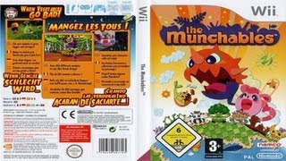 Nintendo Wii: The Munchables - HD (720p).