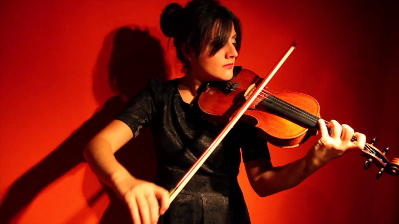 Francesca lorusso violinist mix pop music youtube for Lorusso arredamento andria