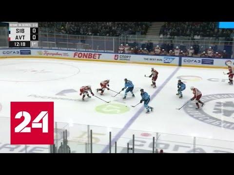 В Континентальной хоккейной лиге хоккеисты массово остаются без клубов - Россия 24