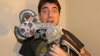 Bioshock Infinite NECA Sky-Hook Video Game Replica Gamestop Exclusive Review