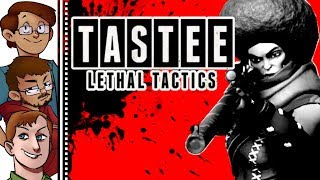 Let's Try TASTEE: Lethal Tactics - Strategy Has a New Name and It's Damn TASTEE