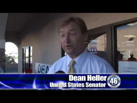 08/28/2012 Senator Dean Heller