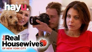Bethenny Comments On Carole's Younger Man | Real Housewives of New York