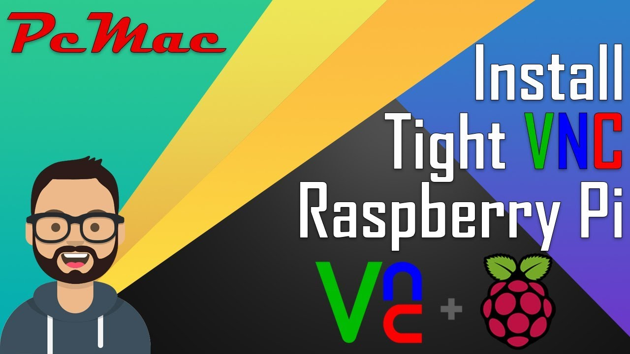 Install Tight VNC Server Raspberry Pi