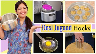 Desi Jugaad Hacks | Indian Kitchen Tools | CookWithNisha