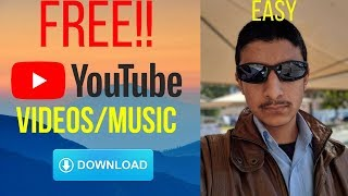 😩😱😨Download MP3/VIDEOS From YouTube without any third party app!!