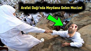 Arafat Dağı'nda Meydana Gelen Mucize! 2021 Yılında Mekke'de Gerçekleşen Sürpriz Olay!