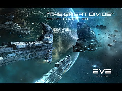 "EVE Online Music Video-""The Great Divide"" by Celldweller"