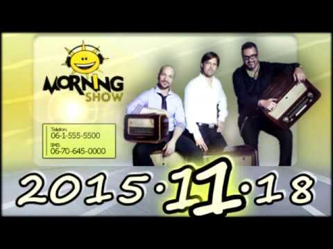 Class FM Morning Show Adás 2015 11 18 [Szerda] Lukács Laci,  Charlie Sheen HIV, Sztereotípiák letöltés