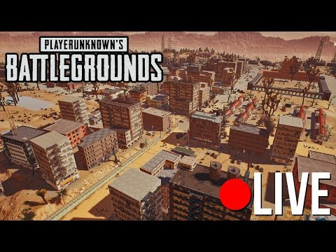 PUBG is officieel gelanceerd, jippie. - (GameMeneer Livestream 23-12-2017)