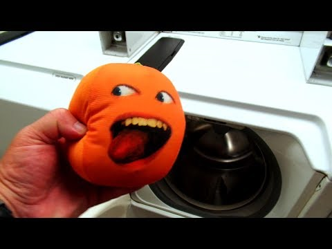 The Stupid Orange In Wash And Dry