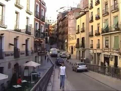 Meine Erlebnisse in Madrid