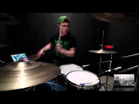 Phil J - Coldplay - Paradise (Peponi) - The Piano Guys - Drum Cover Remix