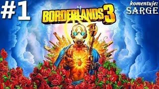 Borderlands 3 PL (PS4 Pro gameplay 1/3) - Strzelanie na planecie Pandora