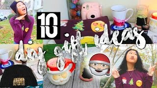 10 DIY Christmas Gift Ideas for Friends, Family+ more! / Birthday Gifts