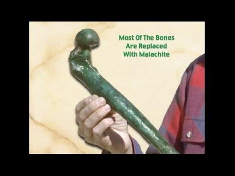 Malachite Man (Dr. Don Patton)