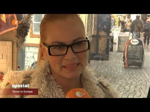 Terror in Europa - Festnahmen, Furcht und Fahndungen - Militäreinsätze -ZDFspezial HD