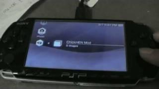 Installing 5.03 GEN-A CFW on a PSP 3000