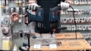 Новинки Bosch 2017. Аккумуляторный перфоратор GBH 180-LI