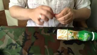 Жерлица из ПЭТ бутылки для ловли щуки