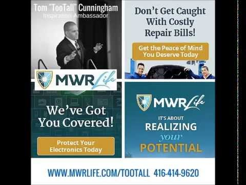 MWR Life's Tom Cunningham interviews Former FBI Agent LaRae Quy