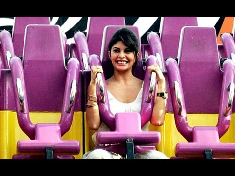Jacqueline Fernandez Launches Top Spin at Essel World