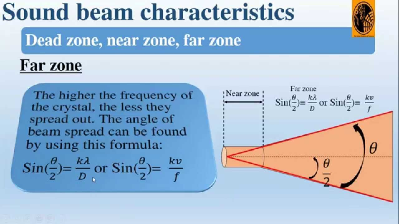 ultrasonic testing formula Qi, = angle of the incident wave qr, = angle of the reflected wave v1, =  velocity of incident wave v2, = velocity of reflected wave.