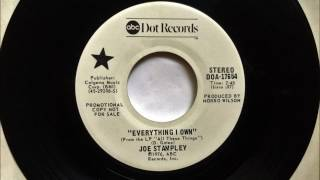 everything i own joe stampley 1976