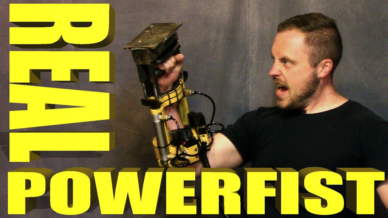 Real power fist