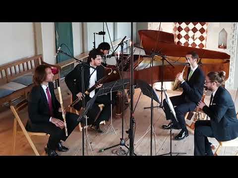 Louis Spohr-Quintet for piano and winds op.52- 1.Allegro moderato. [Academia de los Afectos]