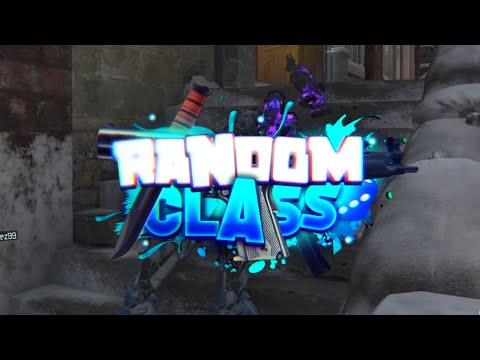PUSSY THERMAL! - Random Class #34 (COD: Black Ops 3)