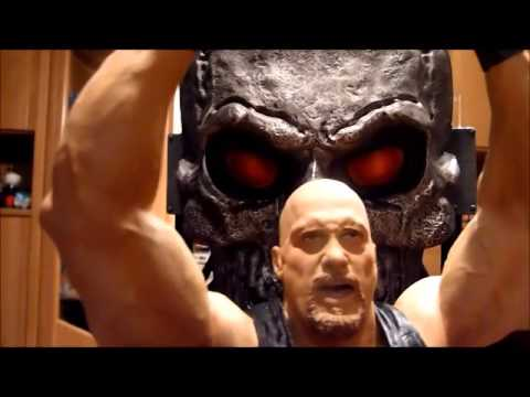 Stone Cold Steve Austin WWE Icon Series Limited Edition Resin Statue Unboxing