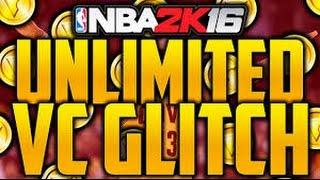 NBA 2K16 UNLIMITED VC GLITCH!!! *WORKING 5/2/17*
