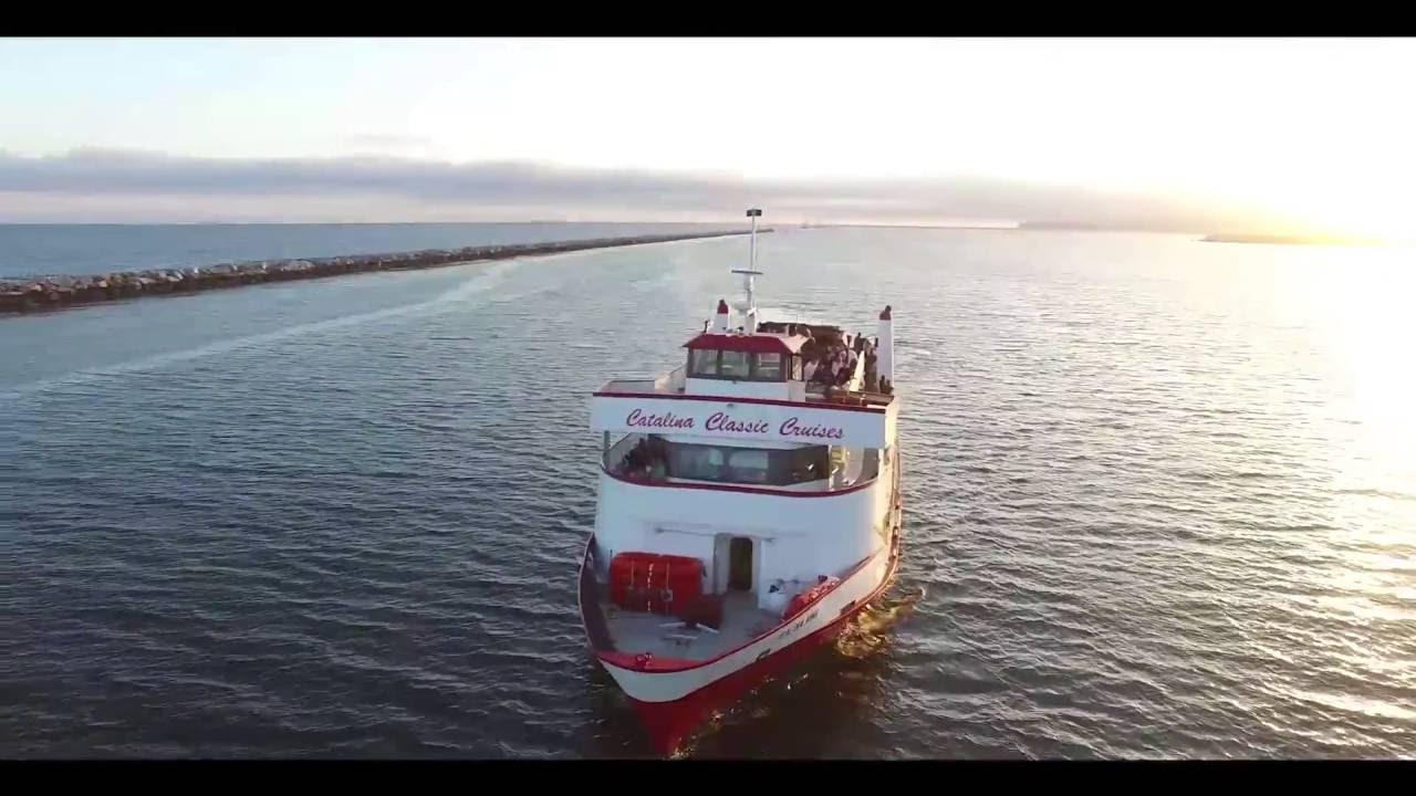 White Sun Xanadu Sunset Cruise YouTube - Catalina cruises