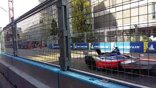 Formel E Rennen Zürich 2018