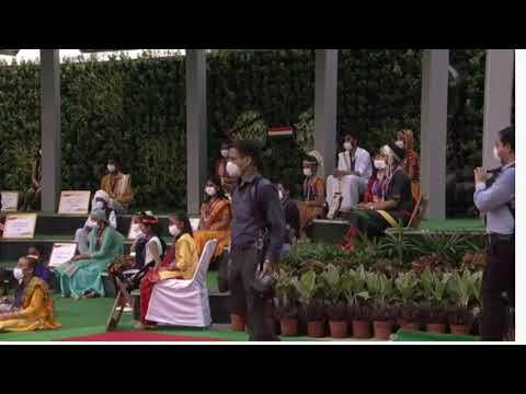 PM Modi inaugurates Rashtriya Swaachhata Kendra