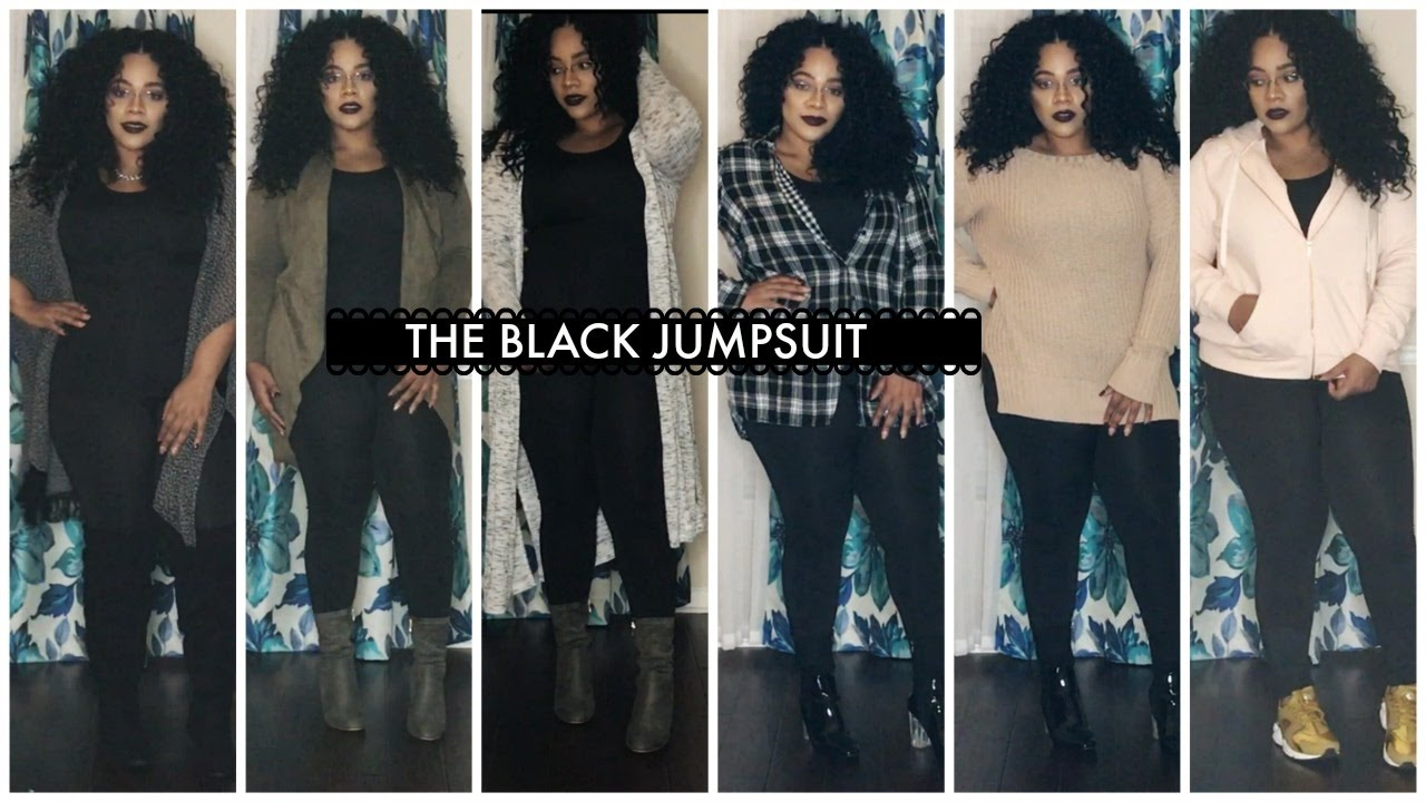 e7f480185ef The Black Jumpsuit