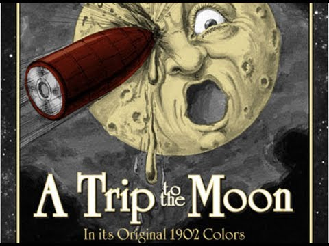 Horror Mania: A Trip to the Moon (1902) - Movie Review
