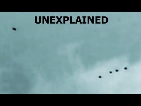 Группу НЛО заметили над Цинциннати