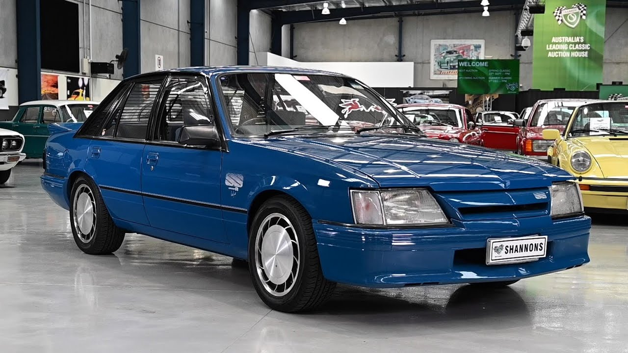 1985 Holden HDT VK Group A SS Commodore Sedan - 2019 Shannons Melbourne Spring Classic Auction