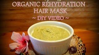 FSG DIY: Organic Hair Mask