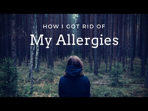 How I Got Rid of Allergies – My Experience