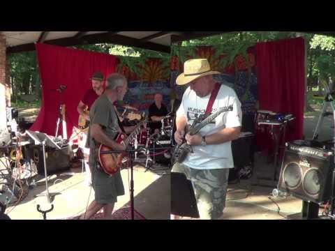 Train Kept A Rollin - Aerosmith - Neighborhood Picnic Band 2015