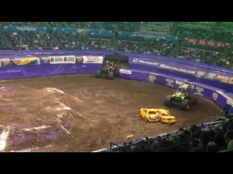 Monster Jam @Chesapeake Arena Center 2016