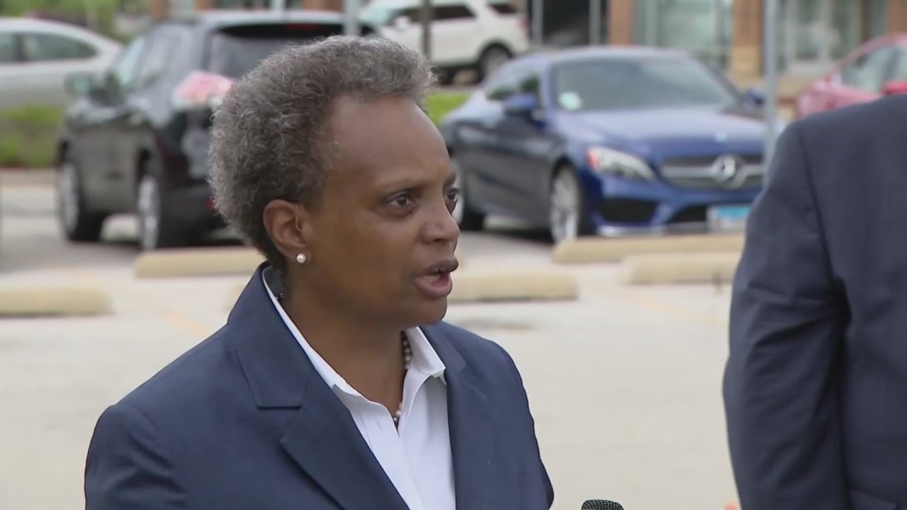 Chicago Mayor Lightfoot Answer To Gun Violence…Sue The Gangs !?