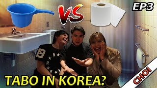 Tabo or No tabo? | Culture differences between Philippines and Korea EP 3.