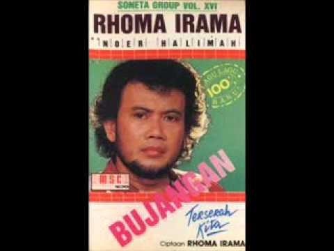 Rhoma Irama Vol 16 ( lagu dangdut rhoma irama ft noerhalimah 5 lagu original soneta )